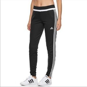 Adidas Climacool Ankle Zip Slim Track Pant Small